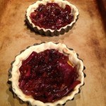 Goats Cheese and Red Onion Jam Tart 2