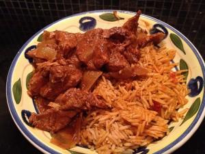 BBQ Chicken or Turkey