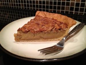 Caramel and Pecan Pie (2)