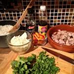 Roast Pork and Cashew Fried Rice